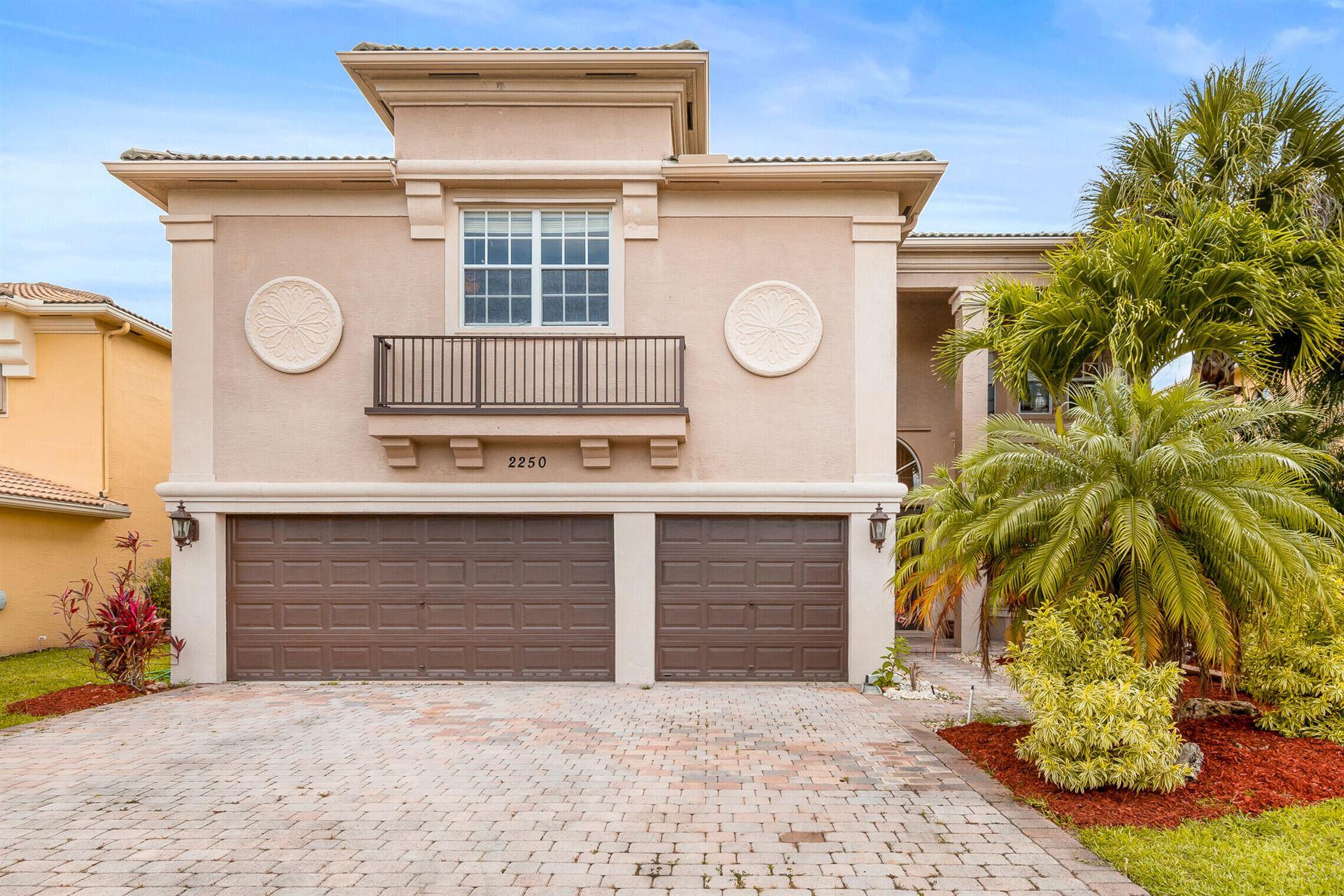 2250 Ridgewood Court, Royal Palm Beach, FL 33411 - #: RX-10726143