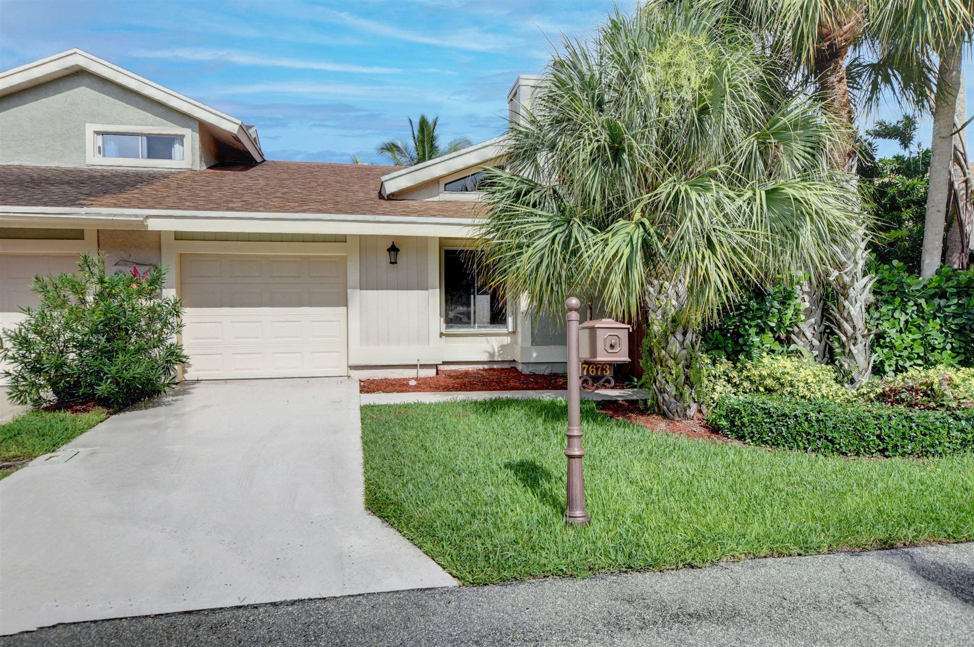 7673 Sierra Terrace W, Boca Raton, FL 33433 - #: RX-10727143