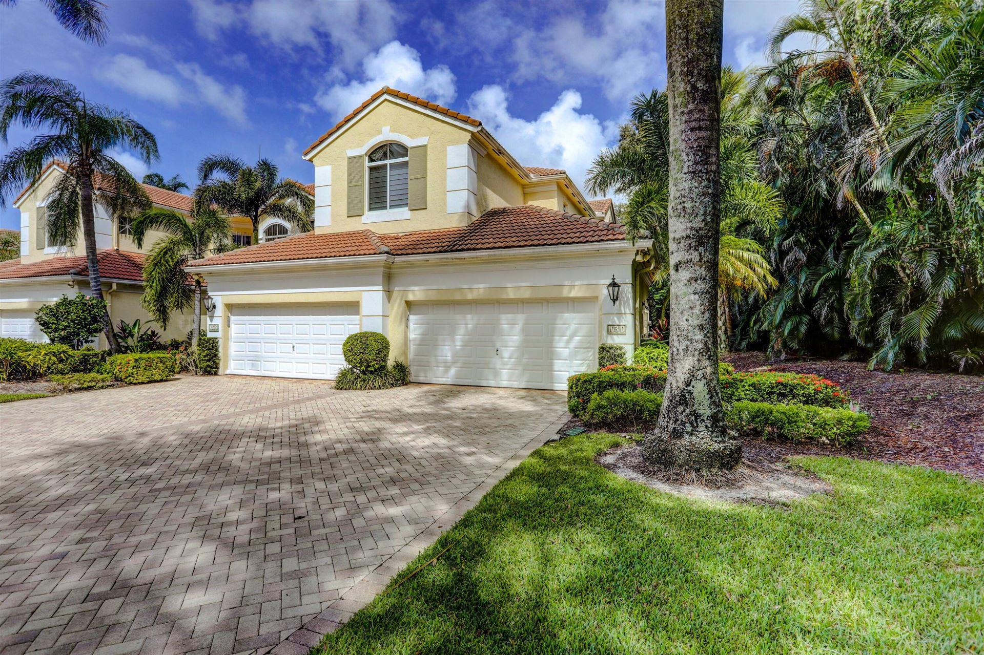 103 Palm Bay Circle #D, Palm Beach Gardens, FL 33418 - #: RX-10740143