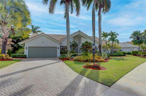 Photo of 17556 Charnwood Drive, Boca Raton, FL 33498 (MLS # RX-10746144)