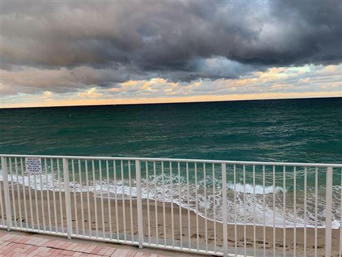 Photo of 1199 Hillsboro Mile #133, Hillsboro Beach, FL 33062 (MLS # RX-10752144)