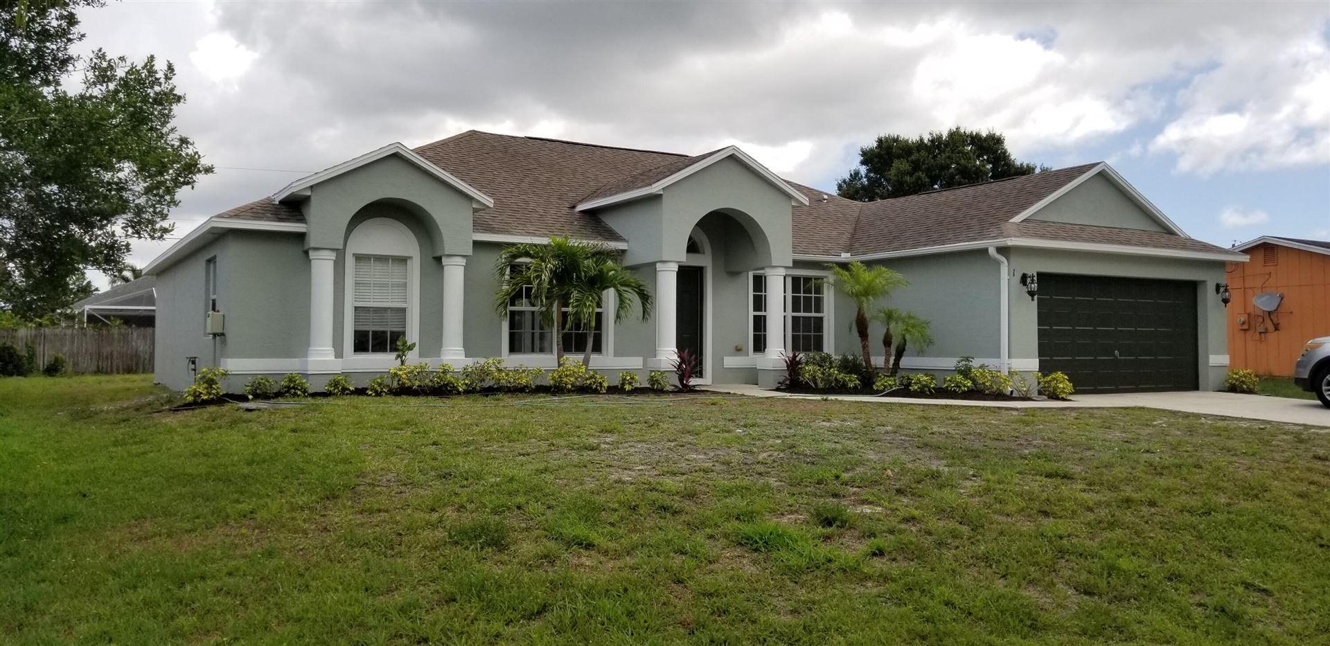 1131 SW Colorado Avenue, Port Saint Lucie, FL 34953 - MLS#: RX-10723144