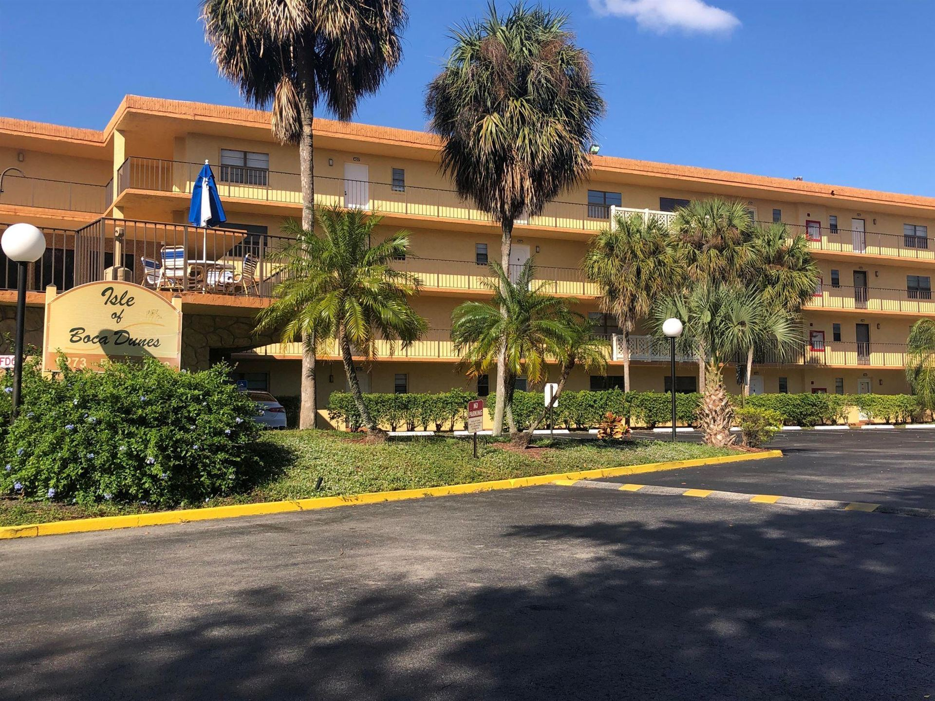 9273 SW 8th Street #209, Boca Raton, FL 33428 - #: RX-10745144