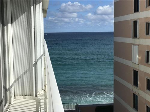Photo of 3580 S Ocean Boulevard #6c, Palm Beach, FL 33480 (MLS # RX-10594145)