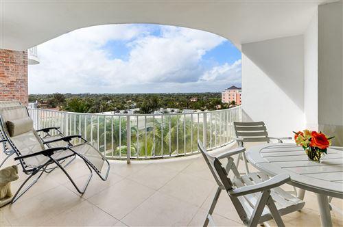 Photo of 100 Worth Avenue #711, Palm Beach, FL 33480 (MLS # RX-10600145)
