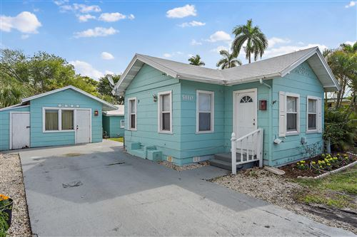 Photo of Listing MLS rx in 5110 Garden Avenue West Palm Beach FL 33405