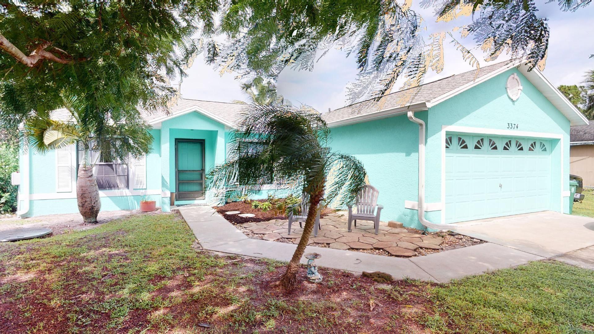3374 SW Potts Street, Port Saint Lucie, FL 34953 - #: RX-10657145