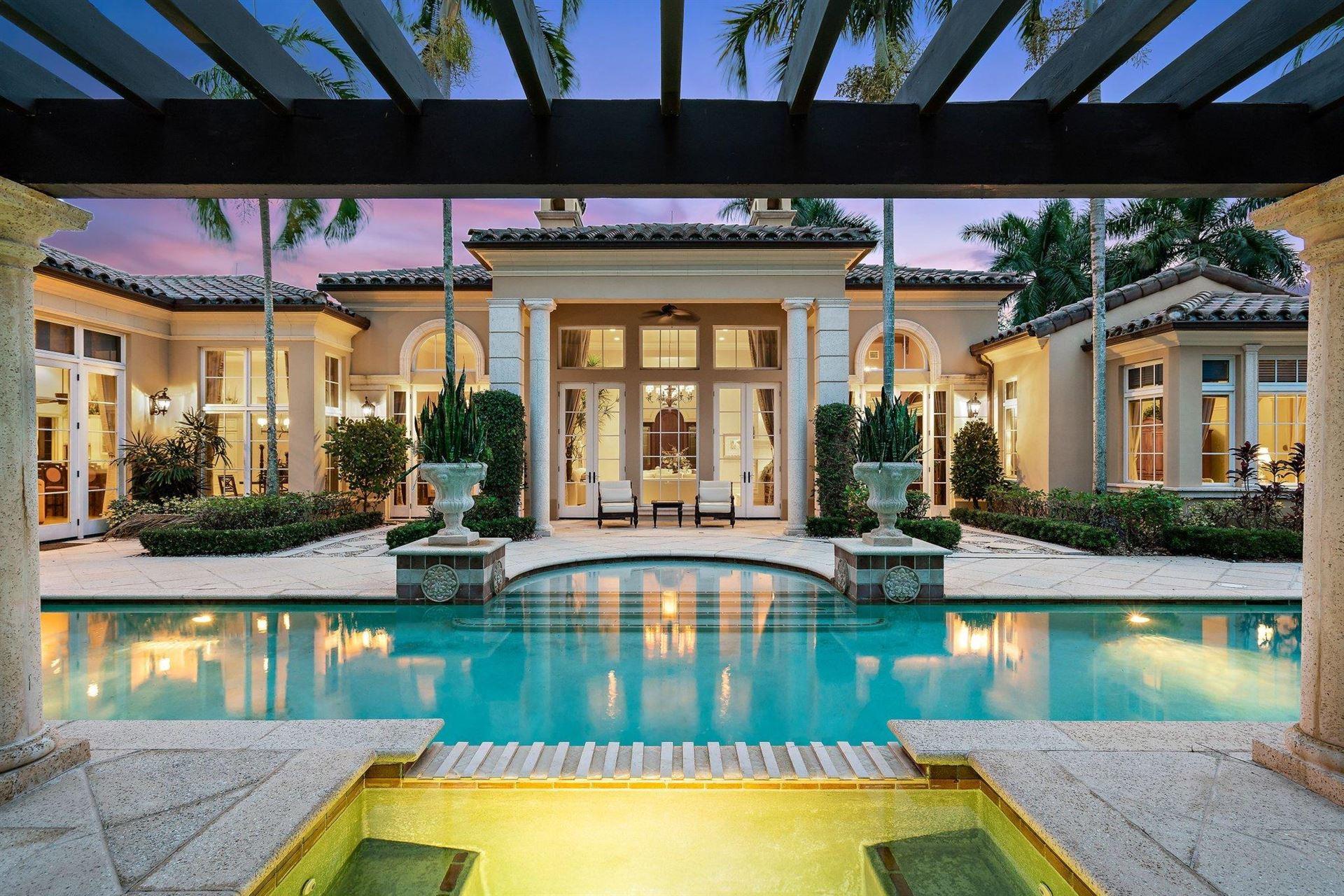 Photo of 11716 Tulipa Court, Palm Beach Gardens, FL 33418 (MLS # RX-10669145)