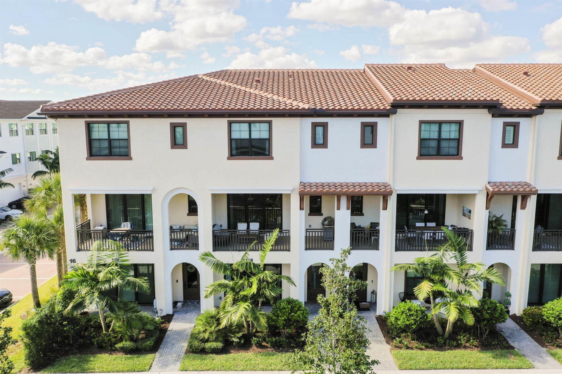 3017 Franklin Place, Palm Beach Gardens, FL 33418 - #: RX-10683145