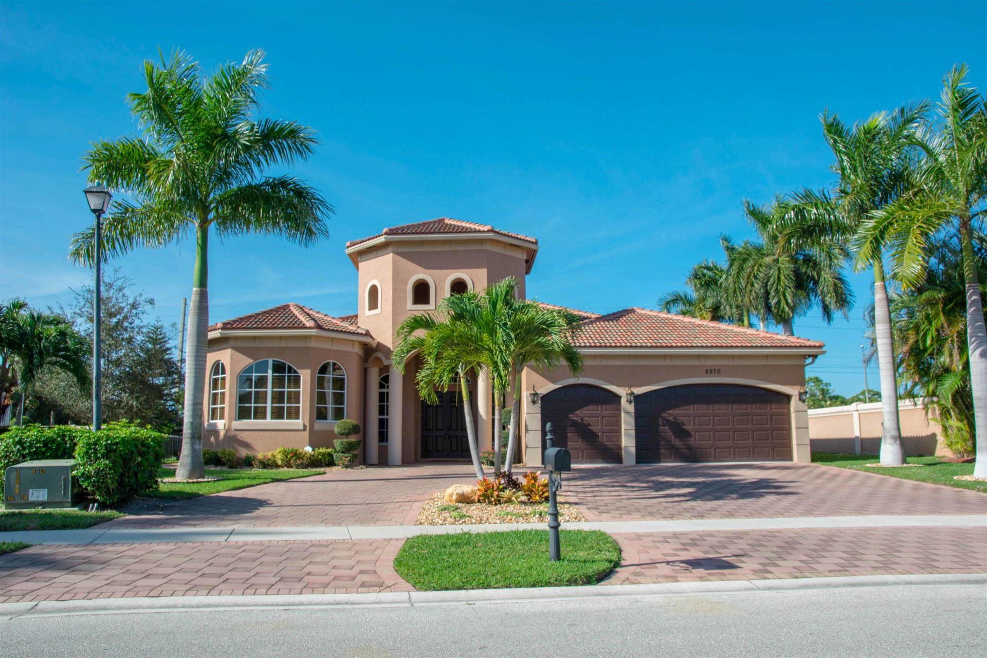8970 Club Estates Way, Lake Worth, FL 33467 - MLS#: RX-10714145