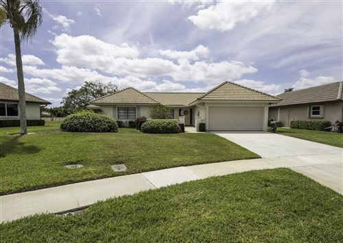Photo of 10338 Greentrail Drive N, Boynton Beach, FL 33436 (MLS # RX-10585146)