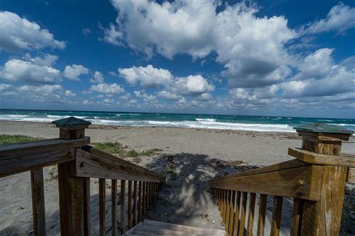 Photo of 250 S Beach Road #106, Jupiter, FL 33469 (MLS # RX-10623146)