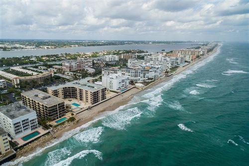 Photo of 3610 S Ocean 105 Boulevard #105, South Palm Beach, FL 33480 (MLS # RX-10748146)
