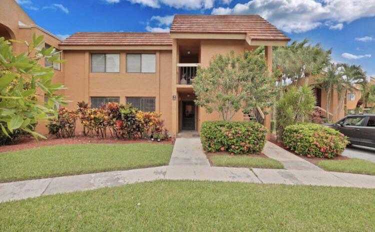 11262 Green Lake Drive #102, Boynton Beach, FL 33437 - #: RX-10652146
