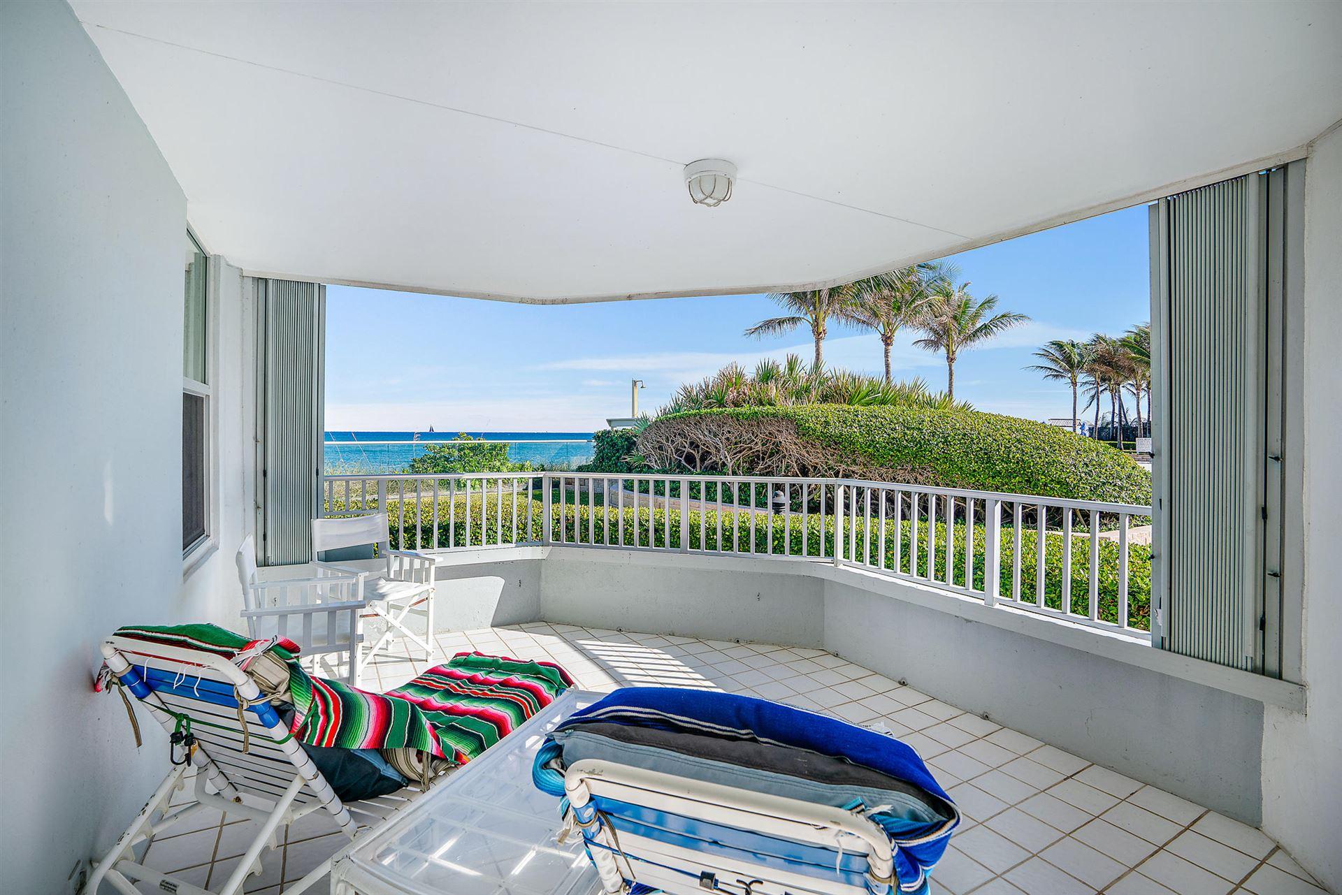 5200 N Ocean Drive #102, Riviera Beach, FL 33404 - MLS#: RX-10701146