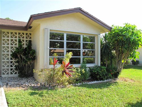 Photo of 5220 Nesting Way #D, Delray Beach, FL 33484 (MLS # RX-10583147)