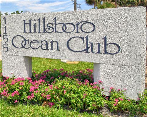 Photo of 1155 Hillsboro Mile #610, Hillsboro Beach, FL 33062 (MLS # RX-10745147)