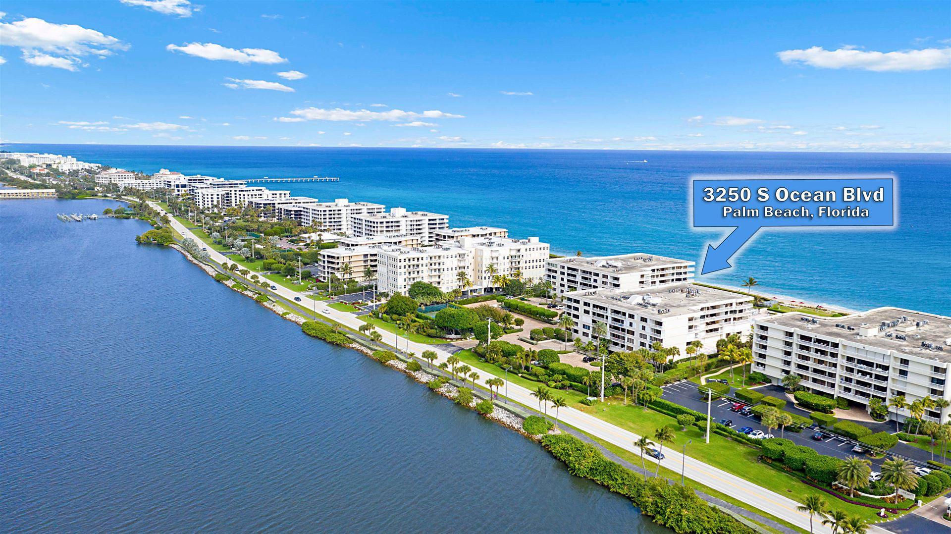 3250 S Ocean Boulevard #204s, Palm Beach, FL 33480 - #: RX-10597147