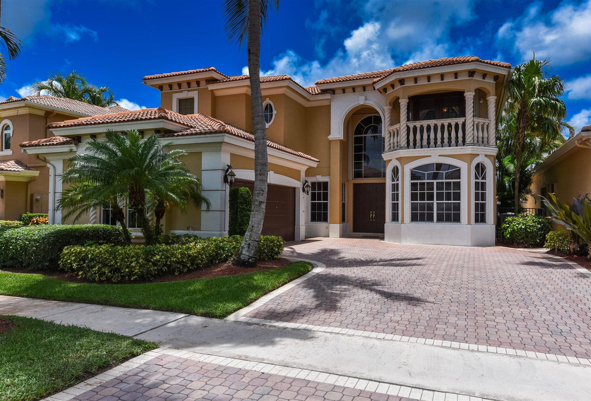 8107 Valhalla Drive, Delray Beach, FL 33446 - #: RX-10627147