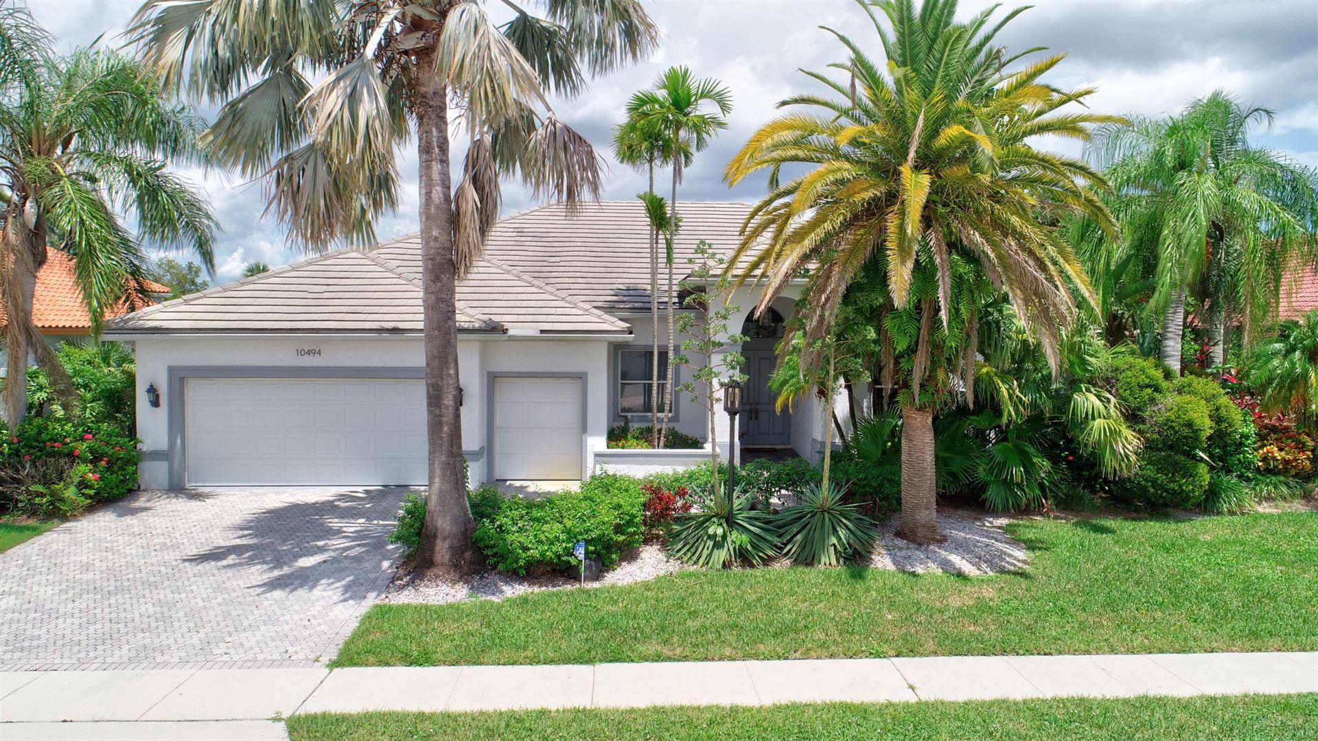 10494 Stonebridge Boulevard, Boca Raton, FL 33498 - #: RX-10664147