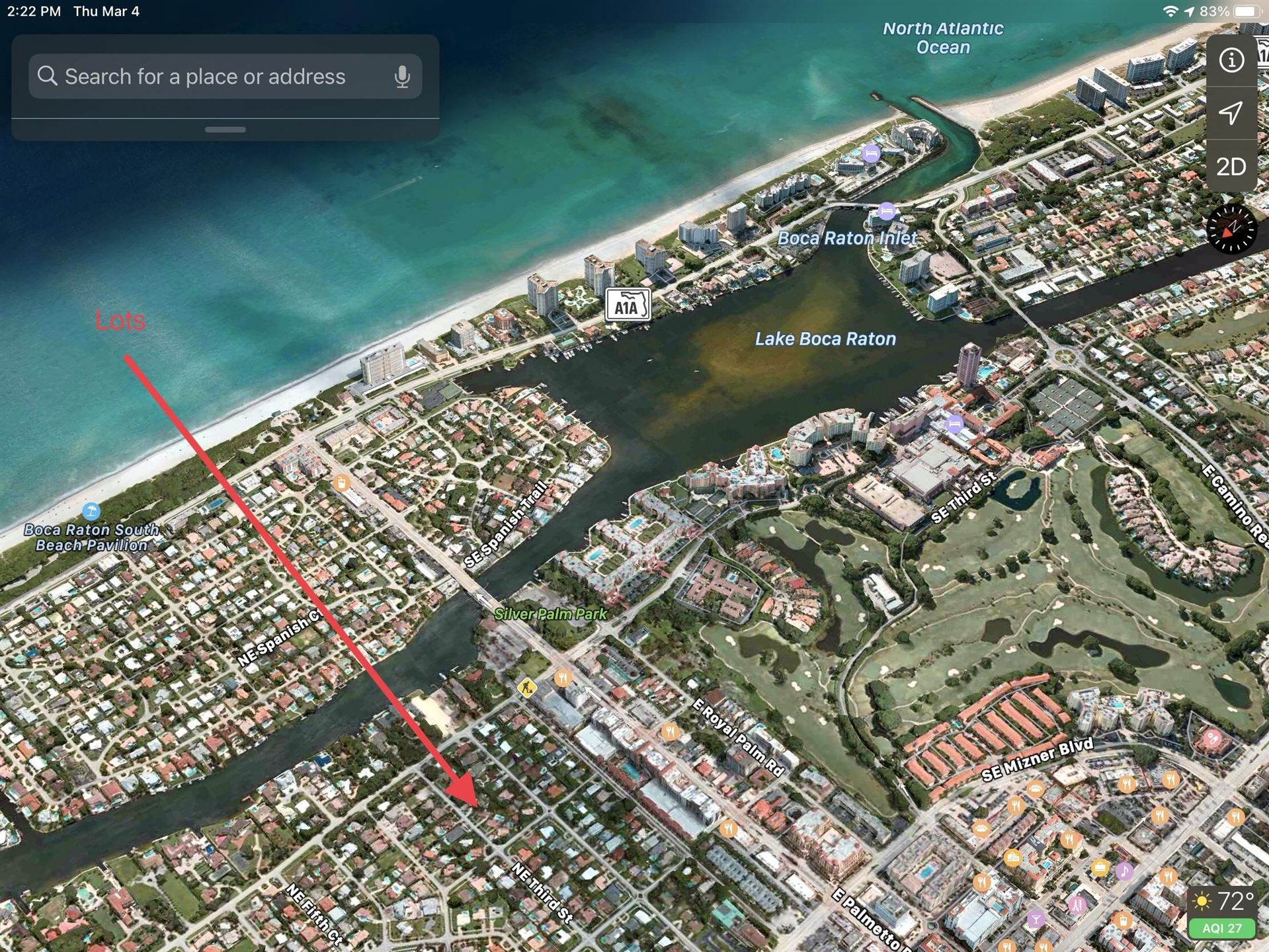 Photo of 434 NE 3rd Street, Boca Raton, FL 33432 (MLS # RX-10697147)