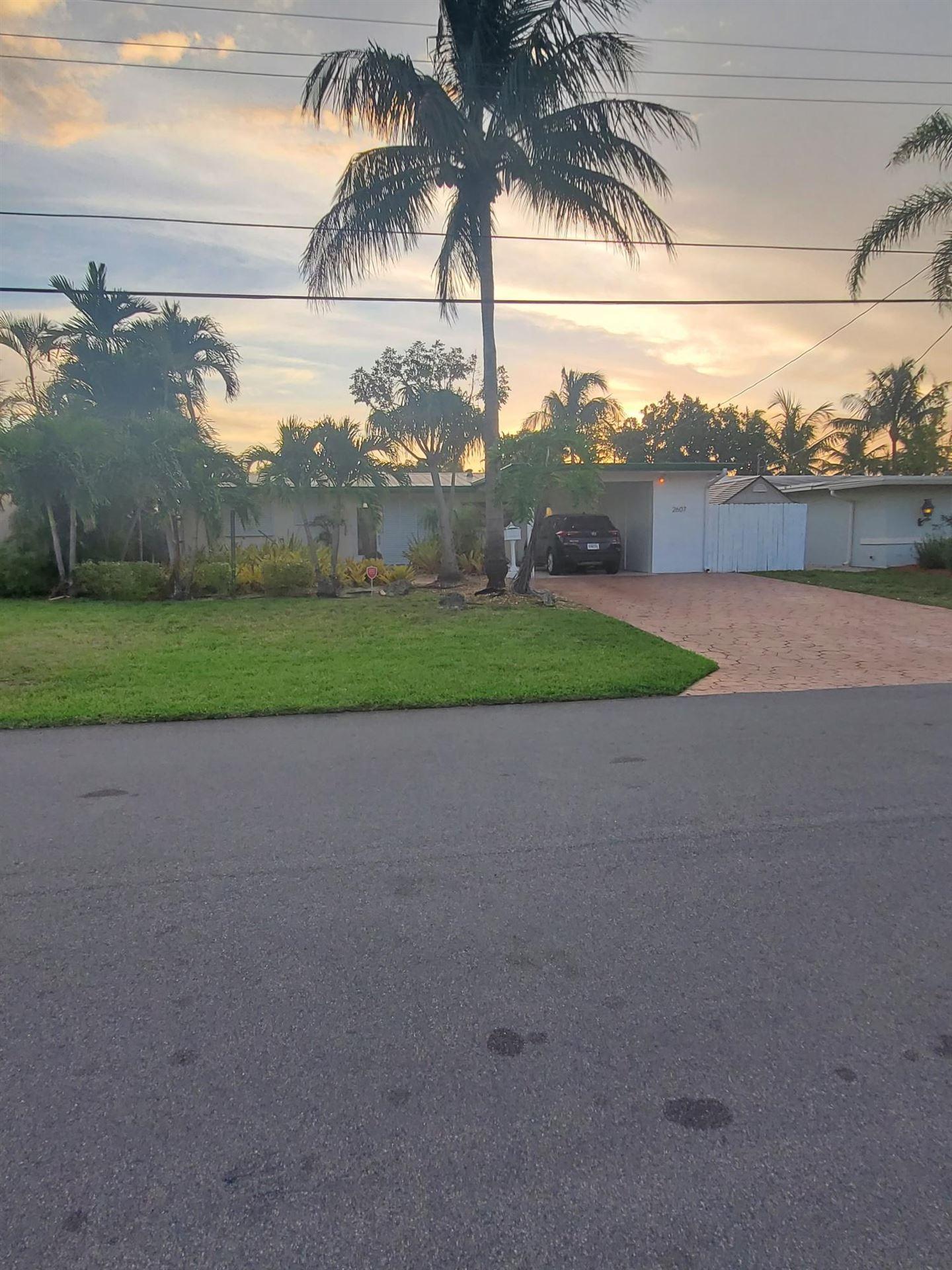 2607 Nassau Lane, Fort Lauderdale, FL 33312 - MLS#: RX-10715147