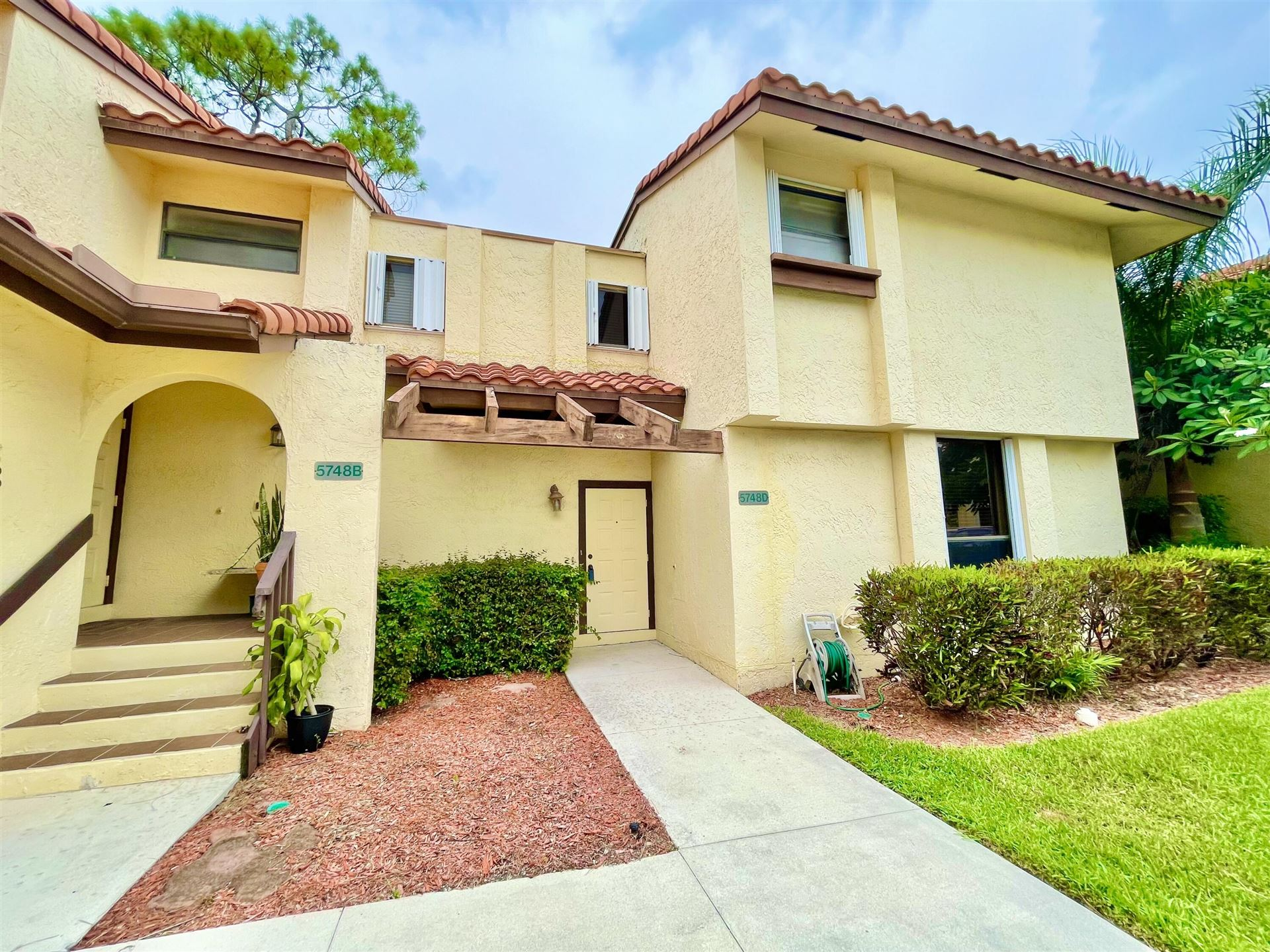 5748 Fox Hollow Drive #D, Boca Raton, FL 33486 - #: RX-10729147