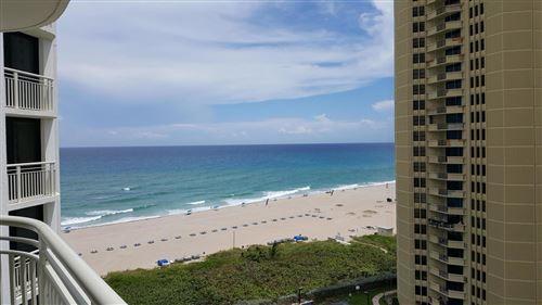 Photo of 3000 N Ocean Drive #12-G, Singer Island, FL 33404 (MLS # RX-10654148)