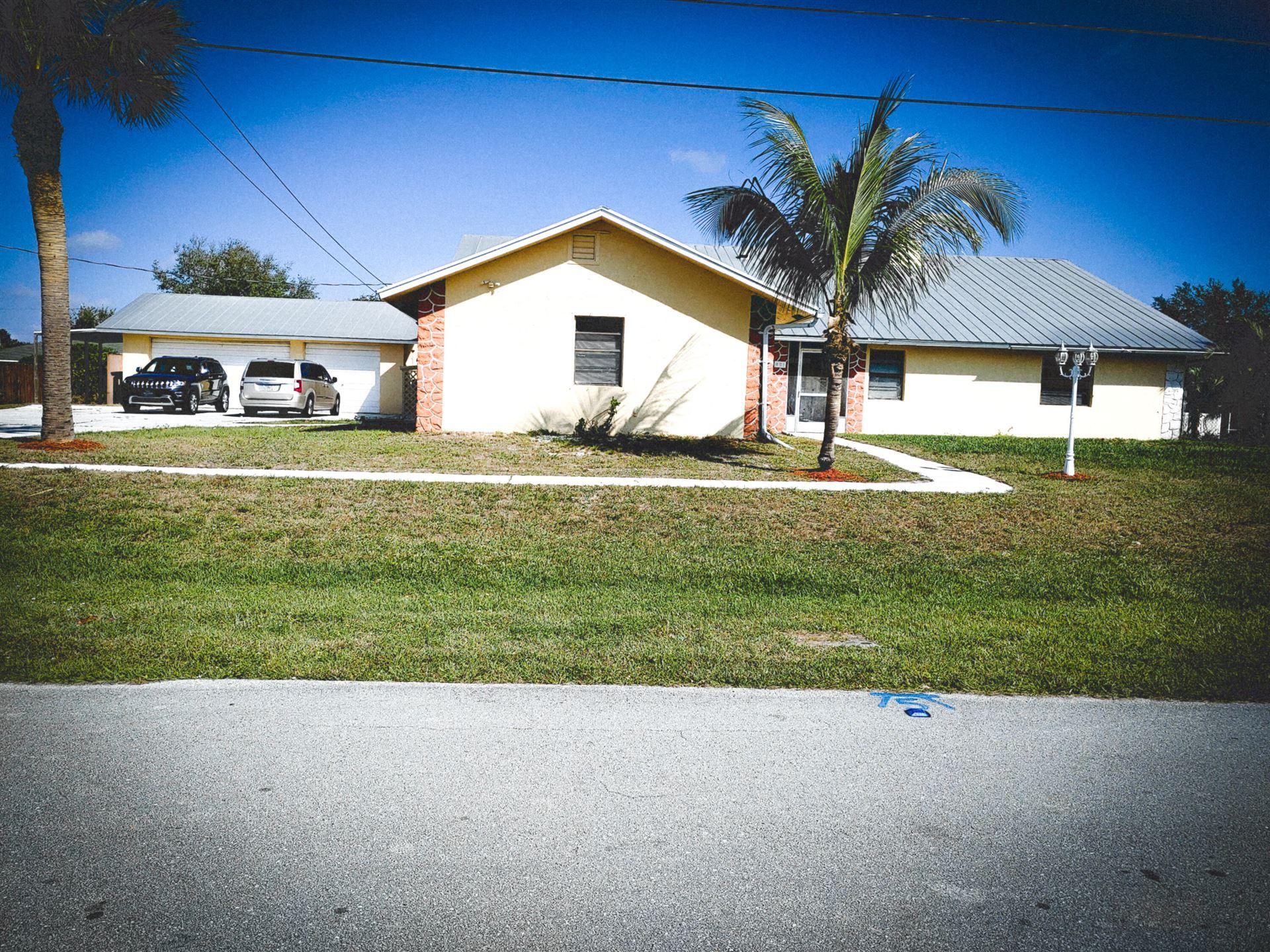 891 SW Hamberland Avenue, Port Saint Lucie, FL 34953 - MLS#: RX-10695148