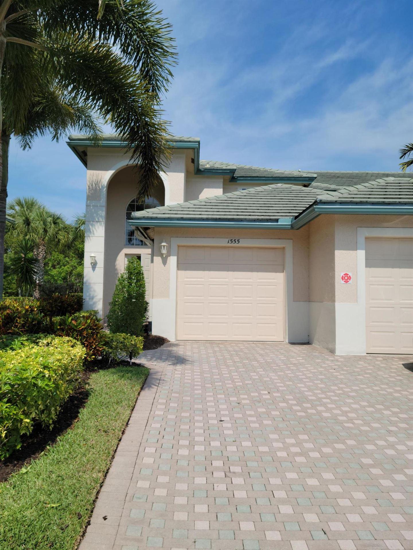 1555 SE Prestwick Lane #4, Port Saint Lucie, FL 34952 - #: RX-10708148
