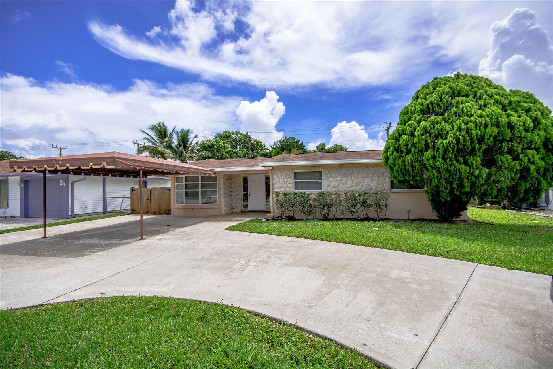 9508 N Military Trail, Palm Beach Gardens, FL 33410 - MLS#: RX-10728148