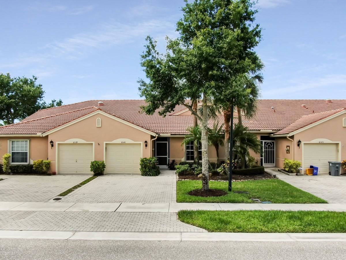 8541 Logia Circle, Boynton Beach, FL 33472 - MLS#: RX-10732148