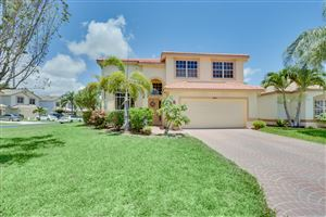 Photo of 7692 Colony Lake Drive, Boynton Beach, FL 33436 (MLS # RX-10533149)