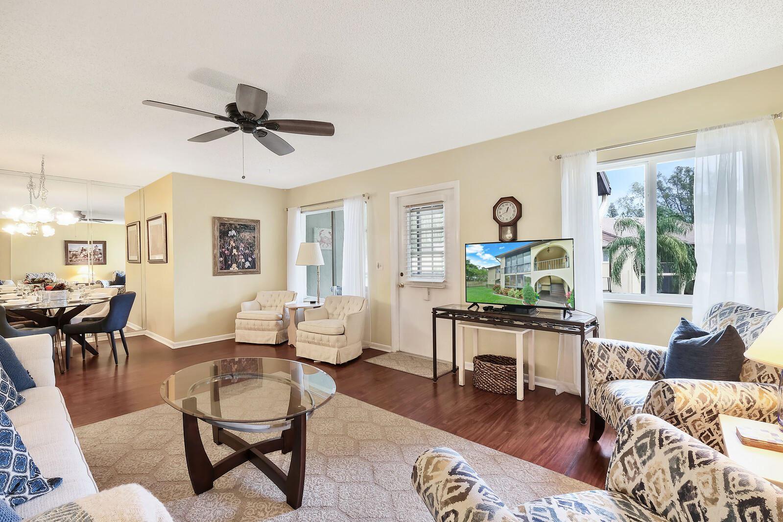 320 Pine Ridge Circle #A2, Greenacres, FL 33463 - MLS#: RX-10698149
