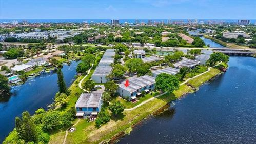 Photo of 500 S Canal Point #1160, Delray Beach, FL 33444 (MLS # RX-10636150)