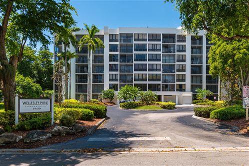 Photo of Listing MLS rx in 5951 Wellesley Park Drive #707 Boca Raton FL 33433