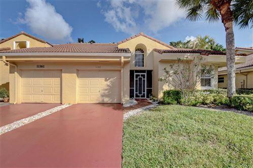 Photo of 11153 Sangria Court, Boca Raton, FL 33498 (MLS # RX-10706150)
