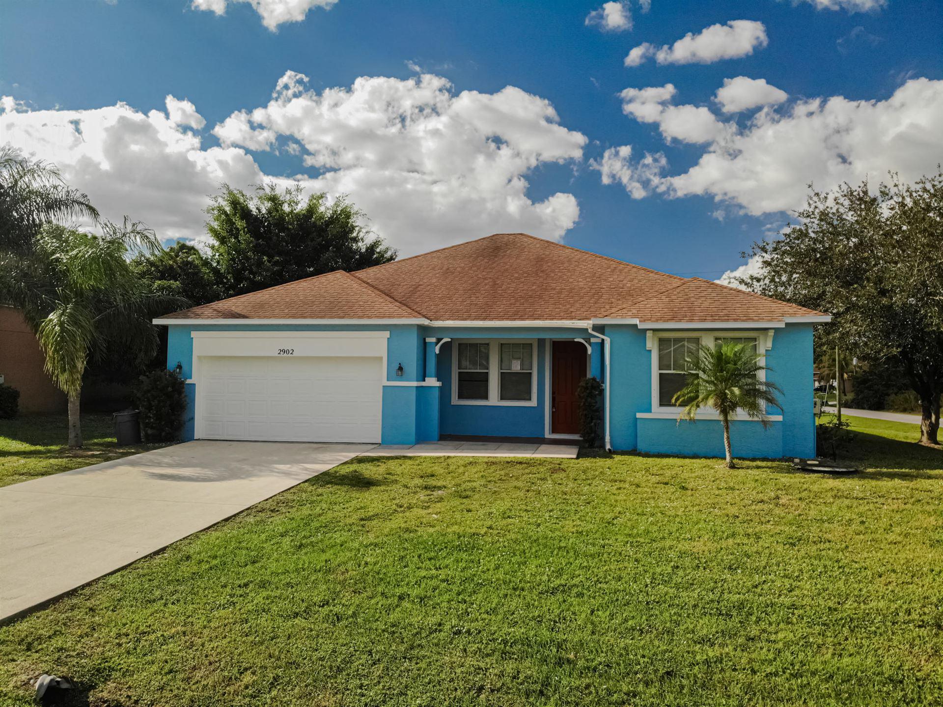 2902 SW Bright Street, Port Saint Lucie, FL 34953 - #: RX-10674150