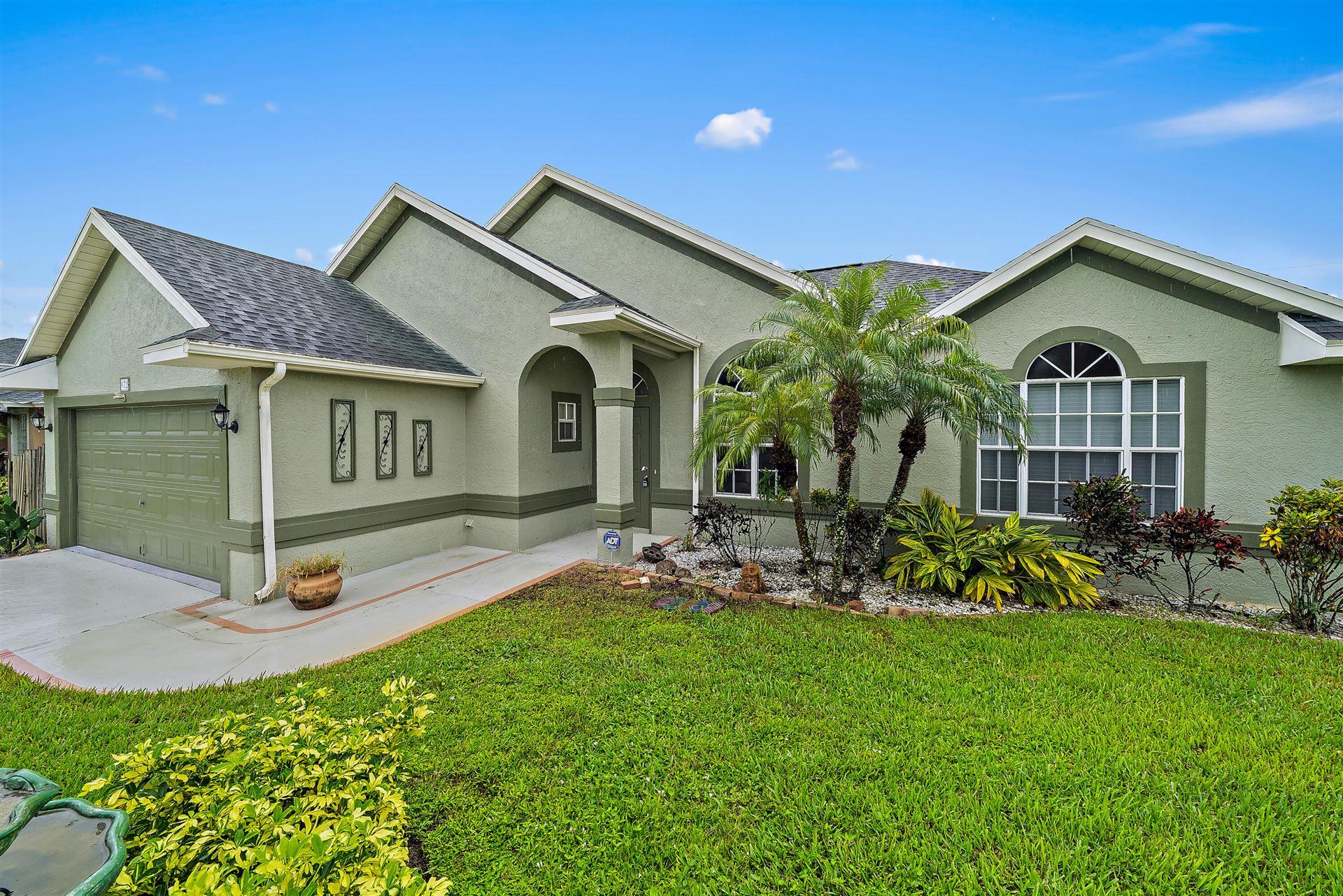 972 SW Haas Avenue, Port Saint Lucie, FL 34953 - MLS#: RX-10747150