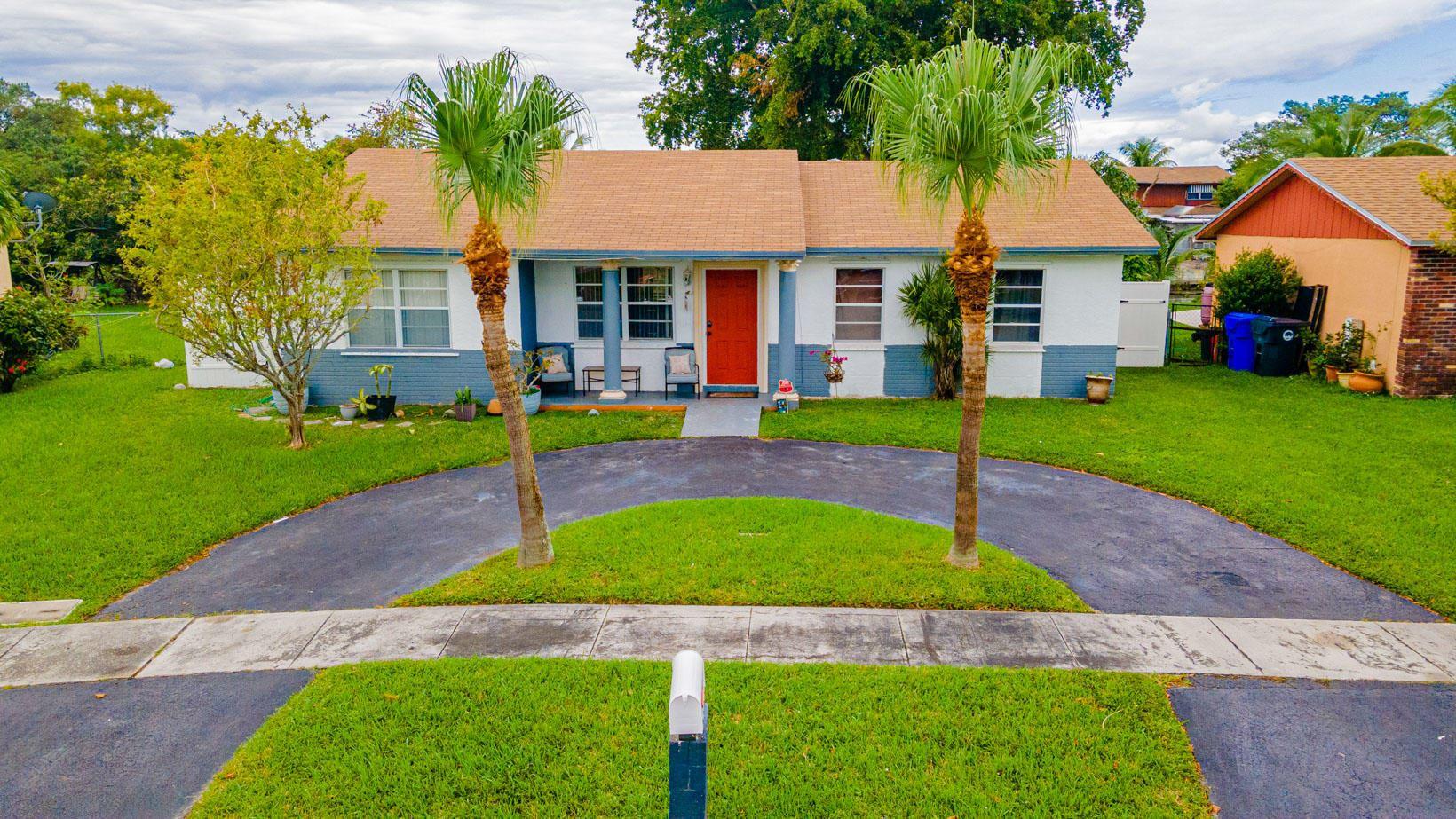 707 SW 79 Avenue, North Lauderdale, FL 33068 - #: RX-10671151