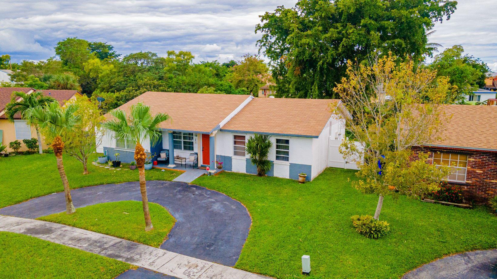 Photo of 707 SW 79 Avenue, North Lauderdale, FL 33068 (MLS # RX-10671151)