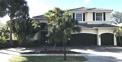 Photo of 9544 Parkview Avenue, Boca Raton, FL 33428 (MLS # RX-10587152)