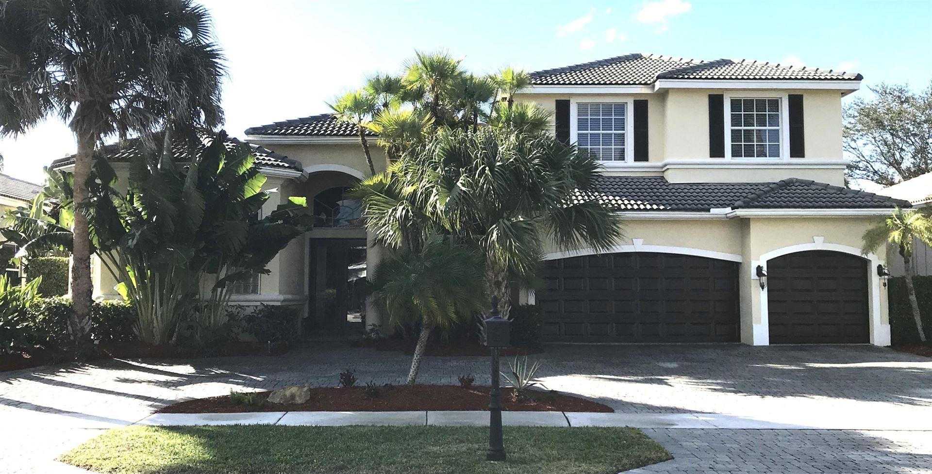 9544 Parkview Avenue, Boca Raton, FL 33428 - #: RX-10587152