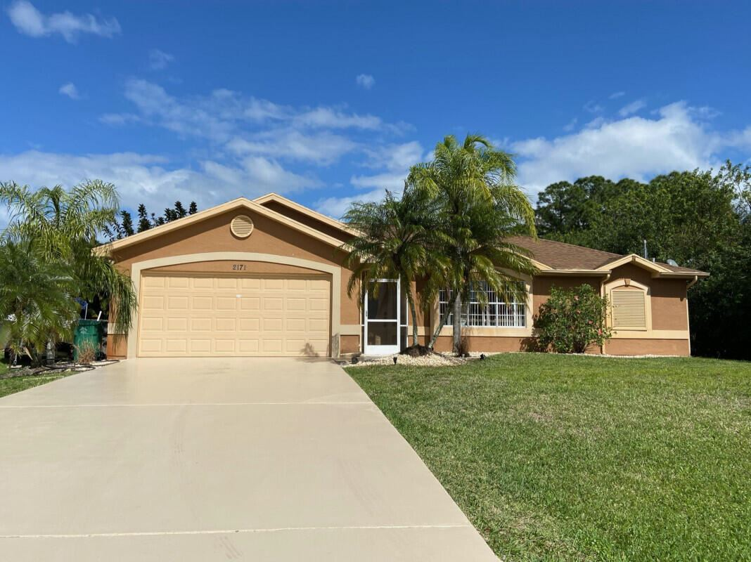 2171 SW Burman Lane, Port Saint Lucie, FL 34984 - #: RX-10699152