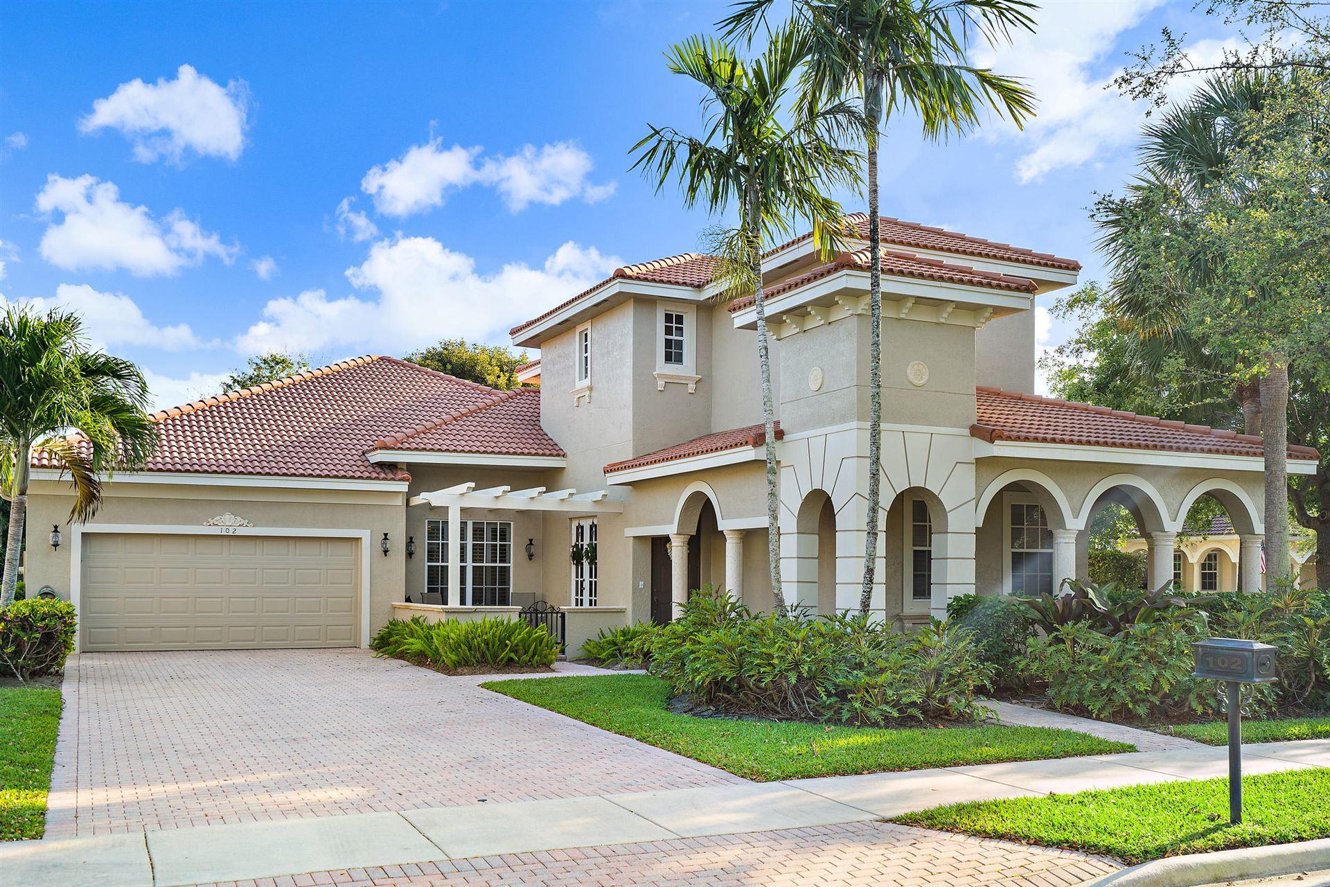 102 Via Santa Cruz, Jupiter, FL 33458 - #: RX-10702152