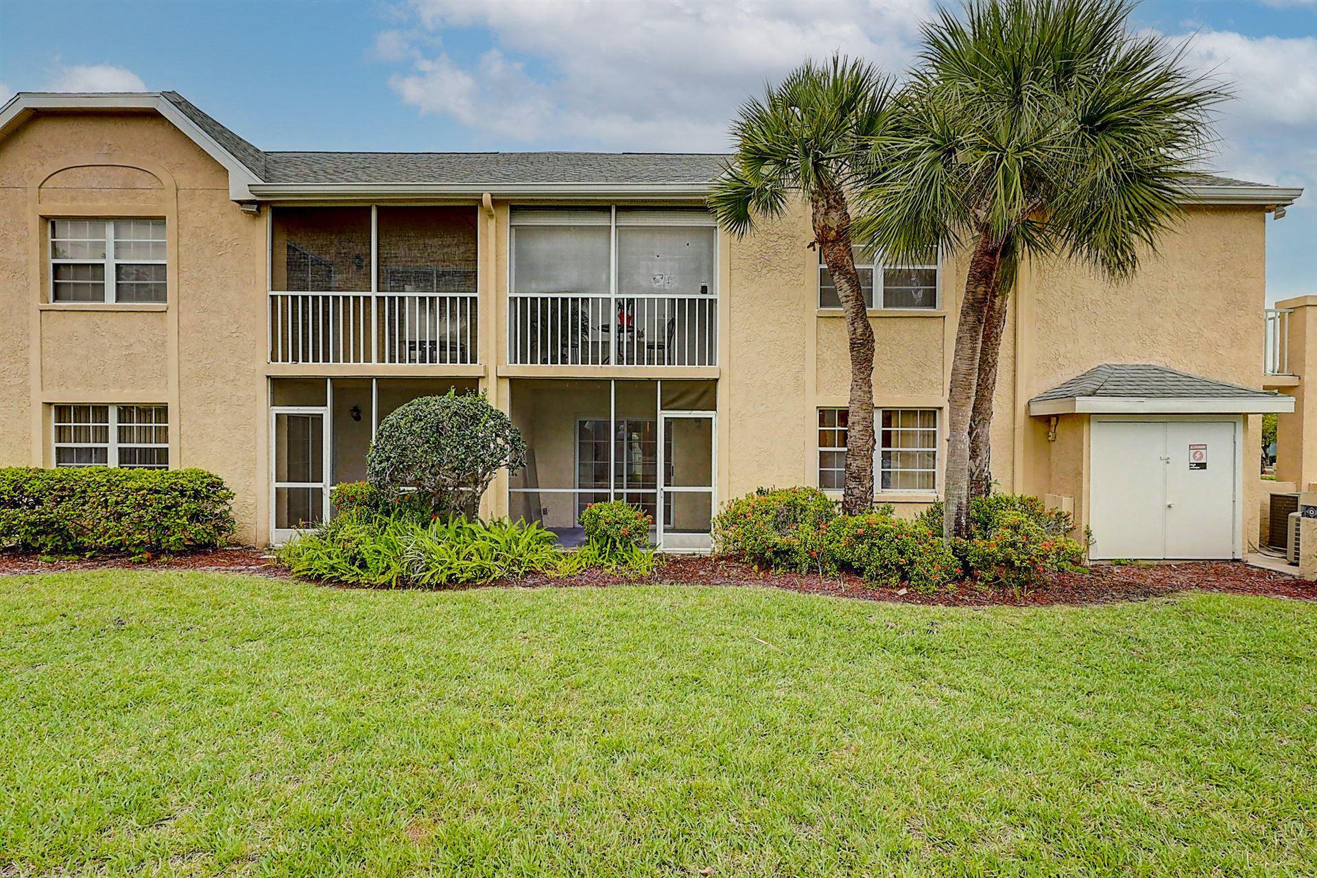 1635 SE Green Acres Circle #Dd102, Port Saint Lucie, FL 34952 - #: RX-10717152