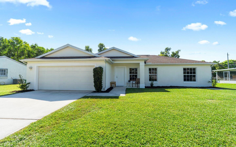 2233 SE West Blackwell Drive, Port Saint Lucie, FL 34953 - #: RX-10745152