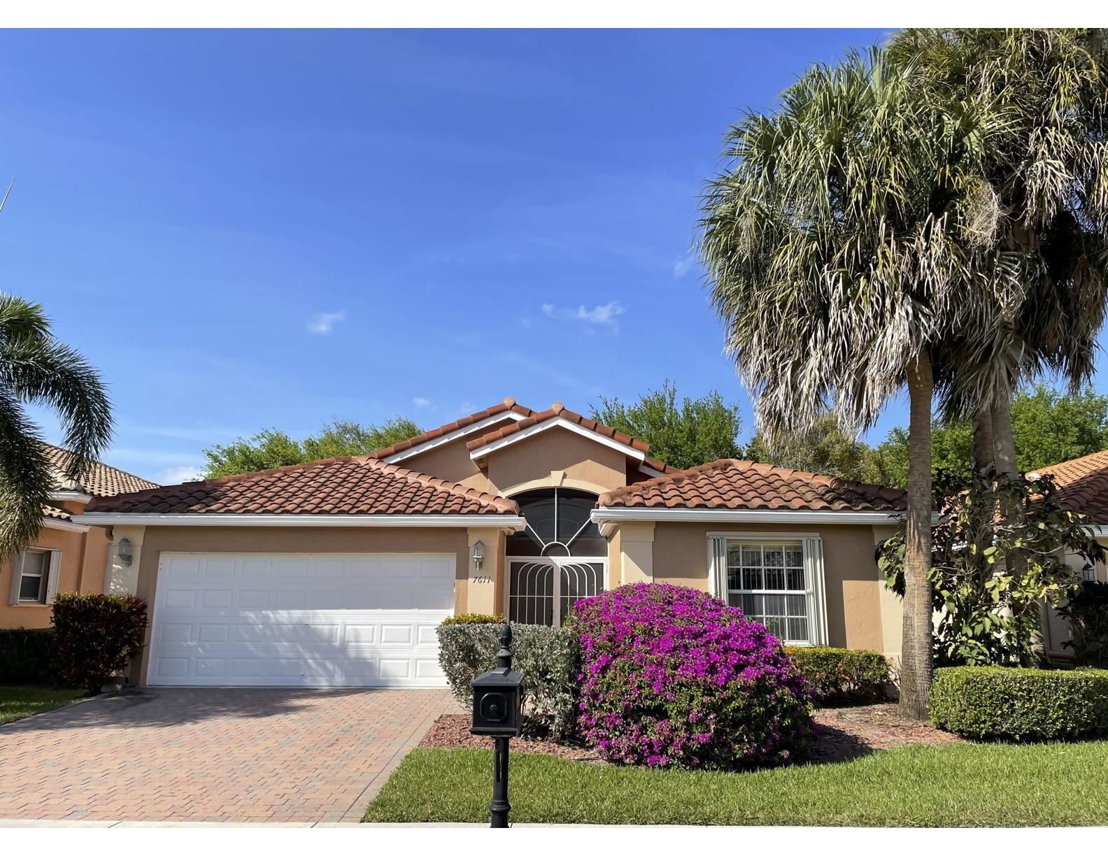 7611 Viniste Drive, Boynton Beach, FL 33472 - #: RX-10692153