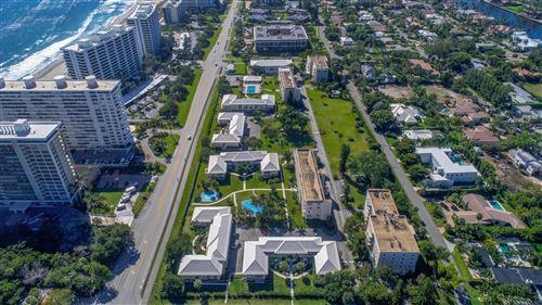 Photo of 1299 S Ocean Boulevard #L5, Boca Raton, FL 33432 (MLS # RX-10595154)