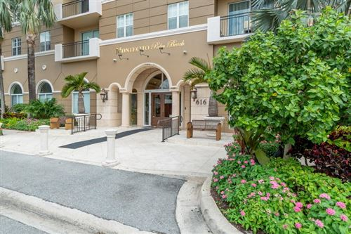Photo of 616 Clearwater Park Road #701, West Palm Beach, FL 33401 (MLS # RX-10601154)